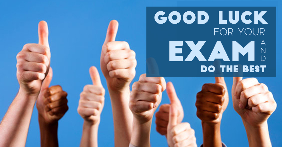 All the best for ibps clerk prelims 2015 exam for All the very best images