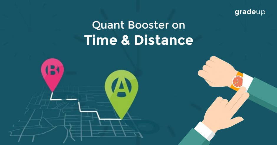 Quant Booster on Time and Distance for SSC Exam
