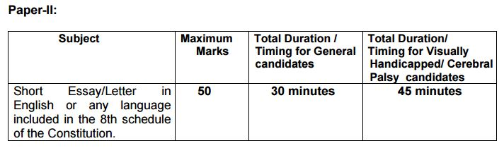 ssc mts multi tasking staff exam pattern syllabus  important points to remember